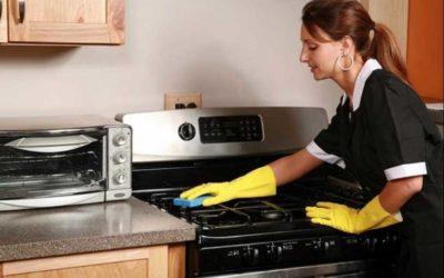 El trabajo como empleada de hogar