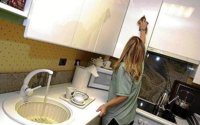 Periodo de prueba de las empleadas de hogar