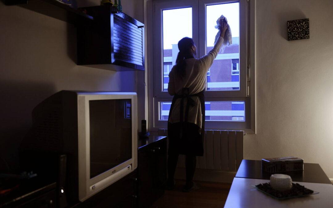 Cómo optimizar  el tiempo de trabajo de la empleada de hogar